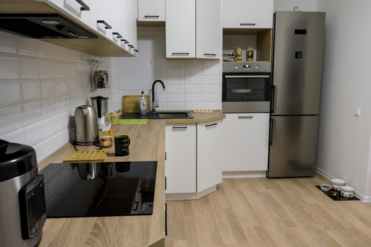 удобная кухня