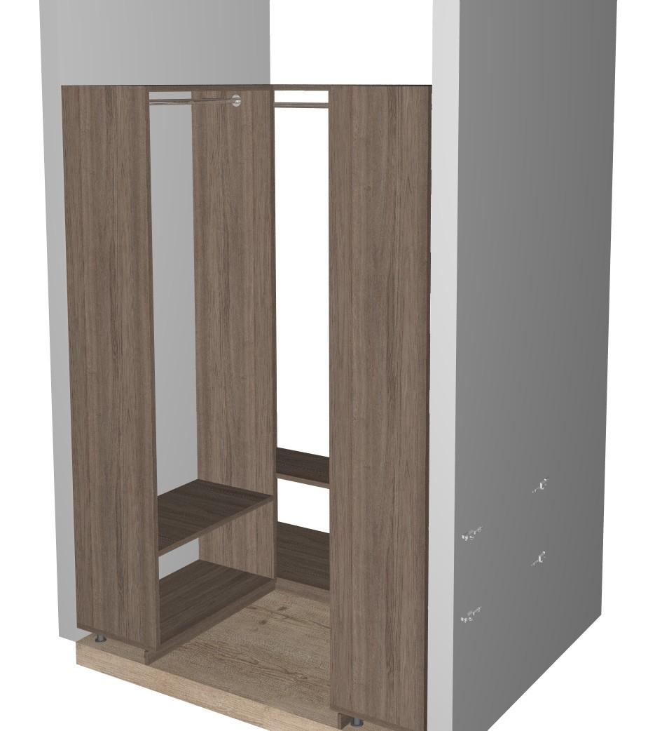 проект гардеробной