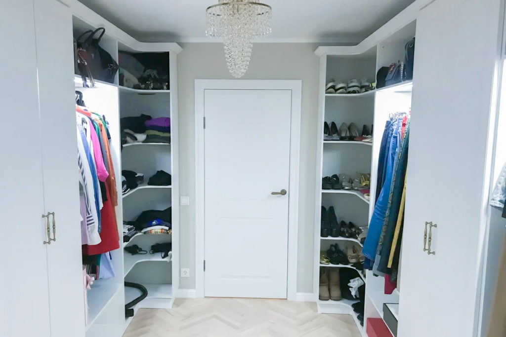 Мебель для гардеробной